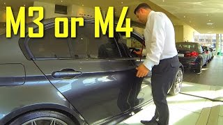 Should I Buy M3 F80 or M4 F82?