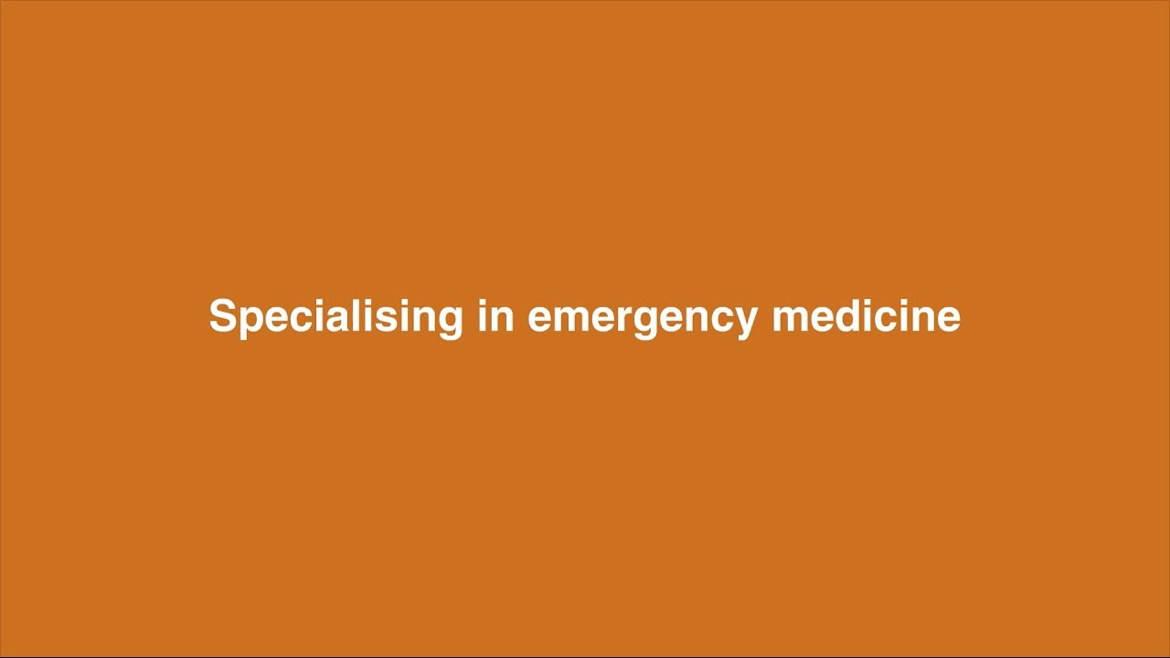 BMA - Emergency medicine