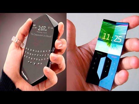 Mobile फ़ोन जो आपने कभी नहीं देखे होंगे  5 Smartphones You wouldn't believe actually exist !!