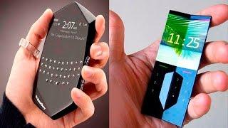Mobile फ़ोन जो आपने कभी नहीं देखे होंगे  5 Smartphones You wouldn't believe actually exist !! thumbnail
