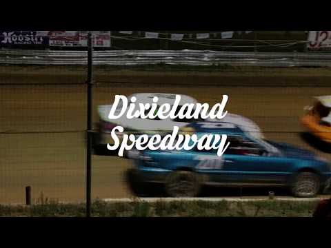Dixieland Speedway- My first time at a car racing track