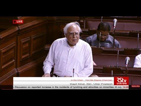 Sh. Kapil Sibal's Speech
