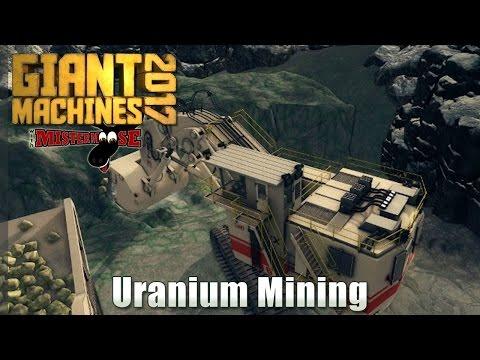 Giant Machines 2017 - Uranium Mining - Steam Key Winners