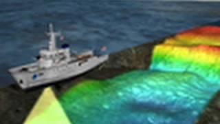 """Scientists """"See"""" Ocean Floor via Sonar"""