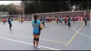 TKW hong Kong semi final kuman team vs golpindo team