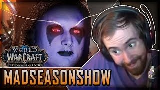 Asmongold Reacts To Battle For Azeroth Review  N The Eyes Of A 14 Year Subscriber By MadSeasonShow
