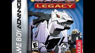 Zoids Legacy   001