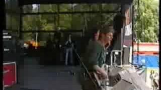 The Pilgrims Parkpop 1995 Can