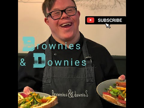 Brownies & Downies - Special Outlets Run by down Syndrome People- Amazing