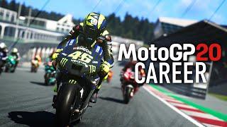 MotoGP 20 Career Mode Gameplay Part 1 - BUILDING A MOTO3 TEAM! (MotoGP 2020 Game Career PS4 / PC)