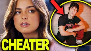 Addison Rae Reacts To Bryce Hall and Sydney Vèzina Cheating Rumors | Hollywire