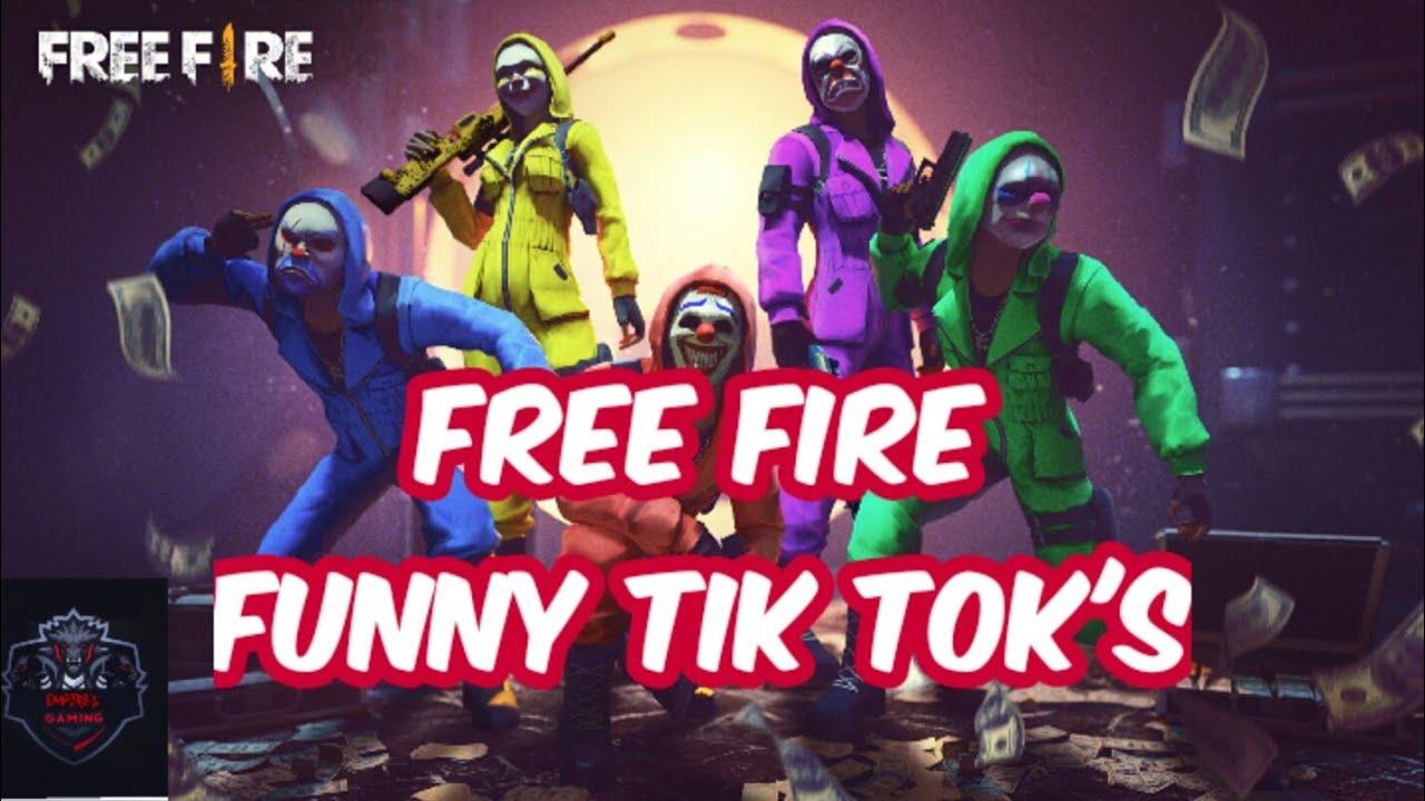 Cara Buat Video Tik Tok X Free Fire di Android - Esportsnesia  |K Tik Tok Free Fire