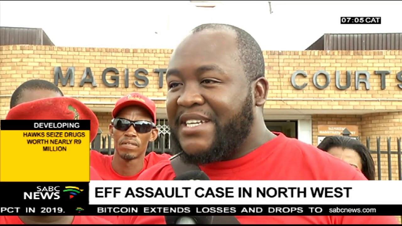 EFF assault case in North West