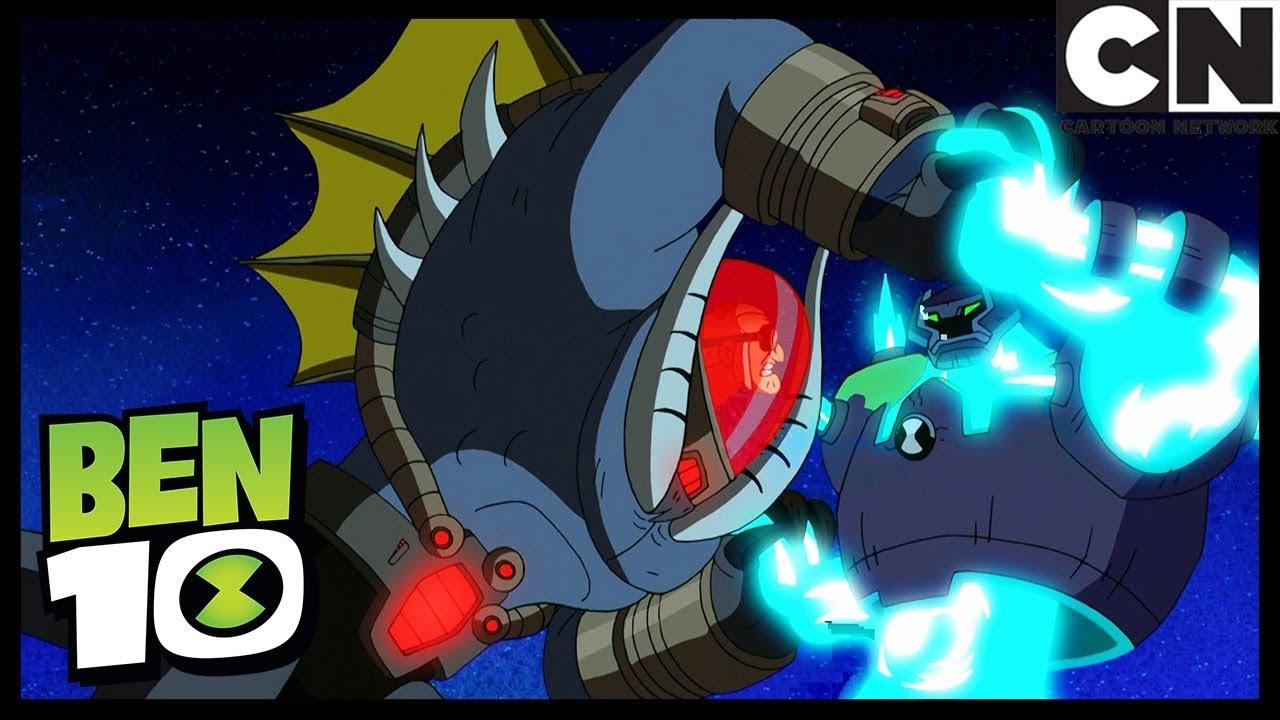 Chupacabra | Ben 10 Türkçe | çizgi film | Cartoon Network Türkiye