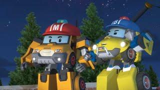 Робокар Поли - Новые серии - Битва в лесу - 2 сезон (39 серия) Мультики про машинки для малышей
