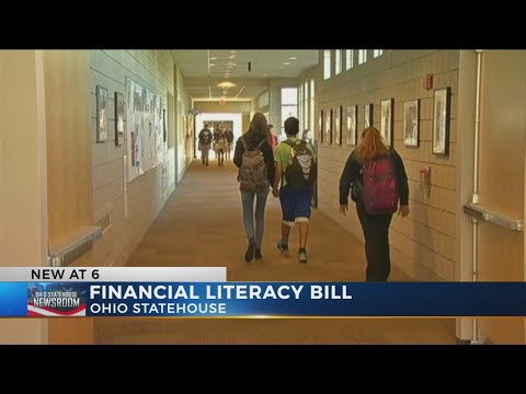 Ohio lawmaker proposes financial literacy bill
