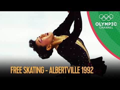 Full Women's Singles Free Program | Albertville 1992 Replays