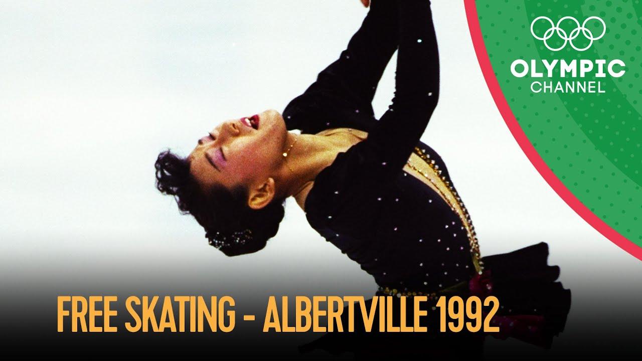 Full Women's Singles Free Program | Albertville 1992 Replays