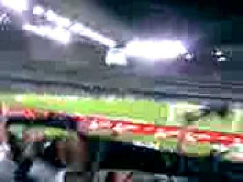 Post Wellington Match Celebrations by MVFC North Terrace