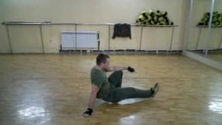 OSOB Боевая акробатика Падения и кувырки Combat acrobatics