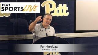 Pitt HC Pat Narduzzi Press Conference 9/24/18 | PSN