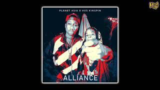 Planet Asia x Hus Kingpin  - Alliance [Mixtape]