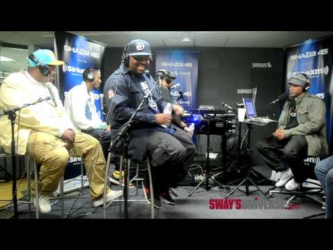 Slum Village Tell Personal Stories about J.Dilla on #SwayInTheMorning