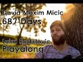 Download David Maxim Micic - 687 Days (Playalong) MP3 song and Music Video