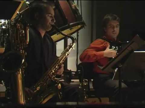 "J.Silguero (sax) - Alberto Posadas ""Versa est in Luctum"" (1/2)"