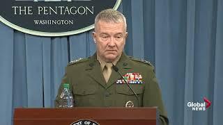 U.S. missile strikes