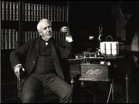 Thomas Edison Documentary HD - Discovery Edison Light Groundbreaking Invention