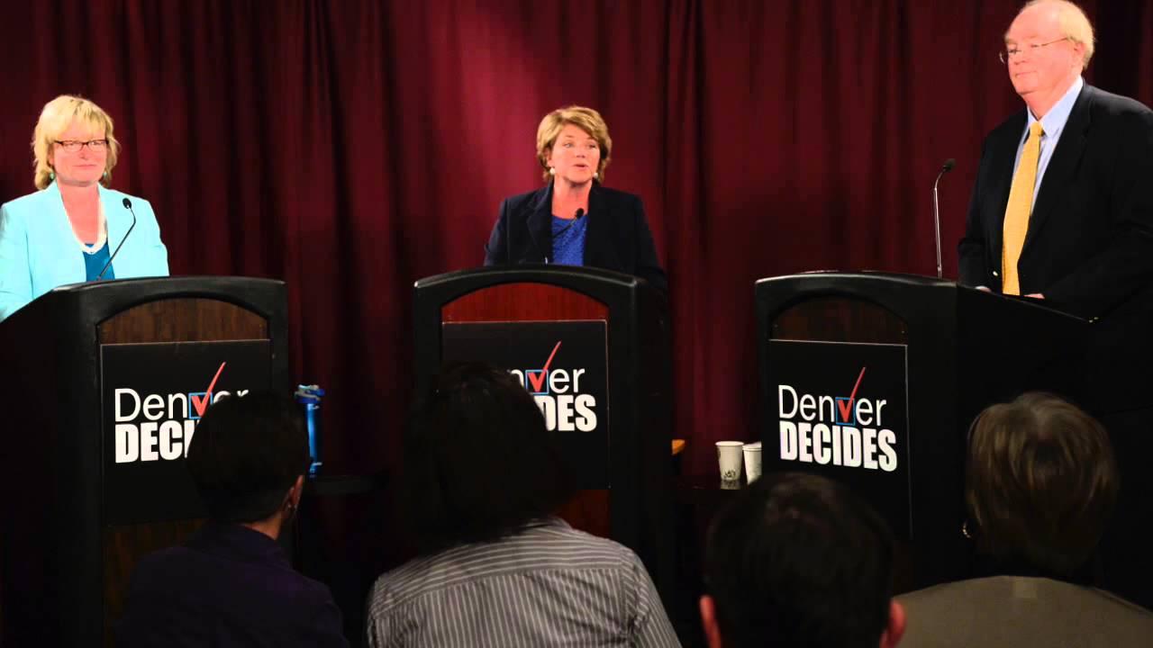 On The Spot: Wayne New And Anna Jones Discuss Their Denver