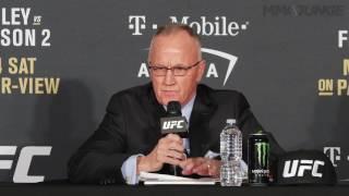 NSAC head Bob Bennett talks UFC 209 scoring, what judges got wrong