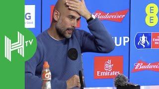 Pep Guardiola: Man City can't afford Antoine Griezmann!
