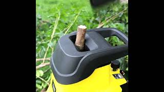 잔가지 나뭇가지 목재 장작패는 기계 파쇄기 분쇄기