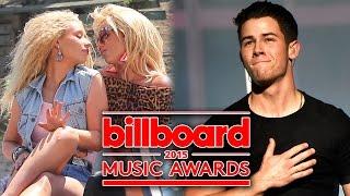 2015 billboard music awards performances preview nicki minaj britney iggy kanye 5h
