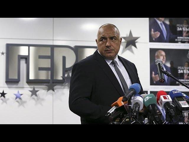 В Болгарии на выборах побеждает ГЕРБ