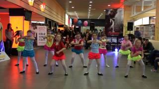 ZUMBA for Kids (Зумба для детей в Мариуполе, Fitness Life)