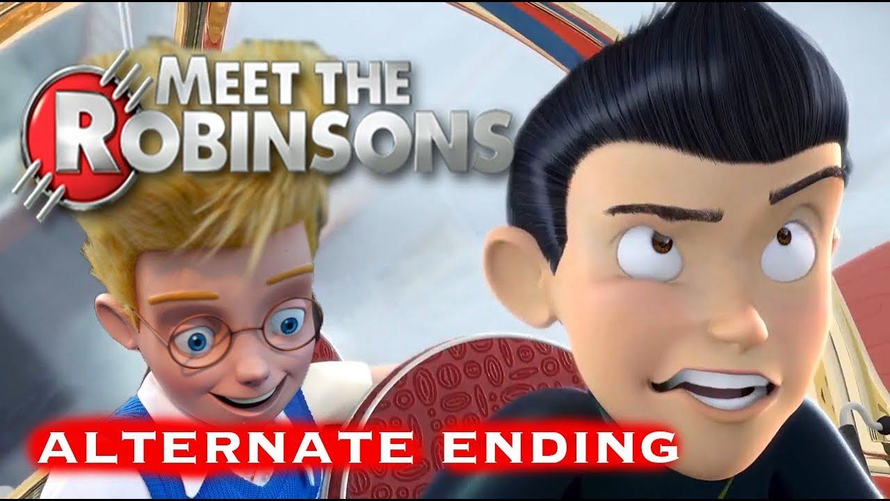 Meet The Robinsons alternate ending (true ending) - YouTube