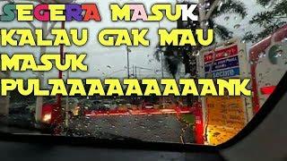 Download Video Surabaya Hujan Lebat di Gerbang Parkir Transmart Mobil Gak Masuk di OMEL Sama Mbak Mesin Penjawab MP3 3GP MP4