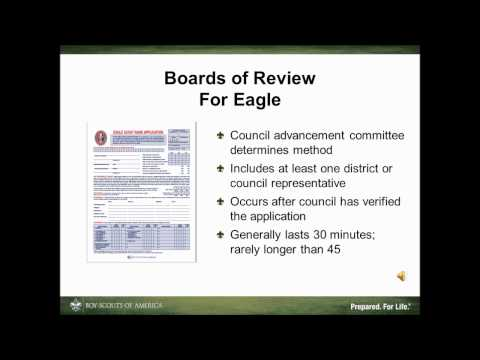 How you can Assemble an Bald eagle Scout Binder