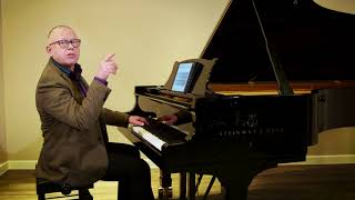 Piano Lesson: Fingering, the basic principles (part 2)
