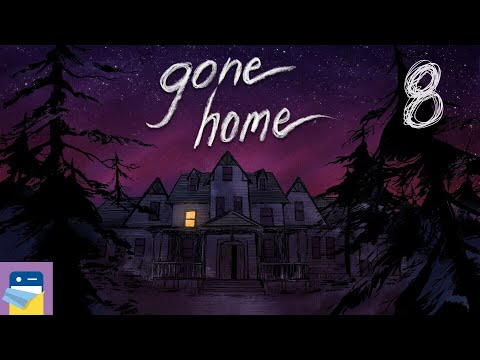 Gone Home: iOS iPad Gameplay Walkthrough Part 8 (by Annapurna Interactive / Fullbright Company)