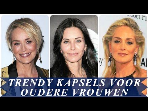 Trendy Kapsels Voor Oudere Vrouwen