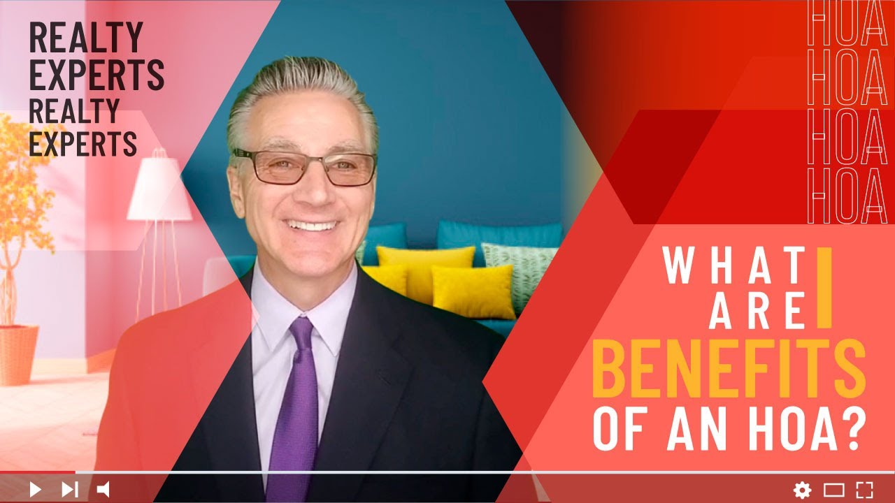 What Are Benefits of an HOA ?