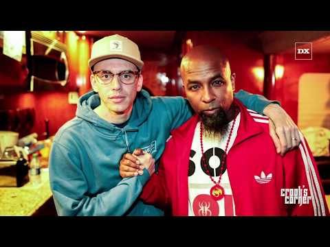 """Tech N9ne Says Logic Just Couldn&39;t Compete With Joyner Lucas On """"Sriracha"""" In Crooked I"""