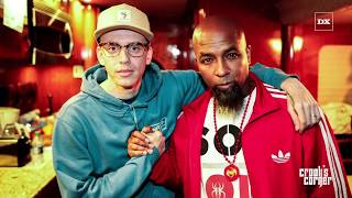 "Tech N9ne Says Logic Just Couldn't Compete With Joyner Lucas On ""Sriracha"" In Crooked I Interview"
