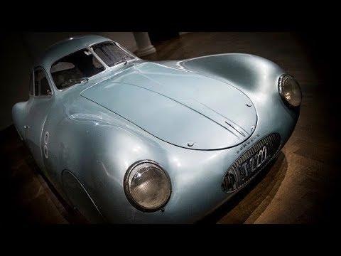1939 car built by Ferdinand Porsche may fetch $20 million at auction