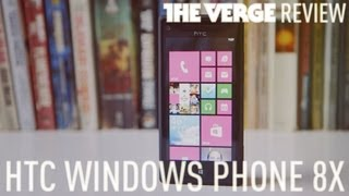 HTC Windows Phone 8X hands-on review