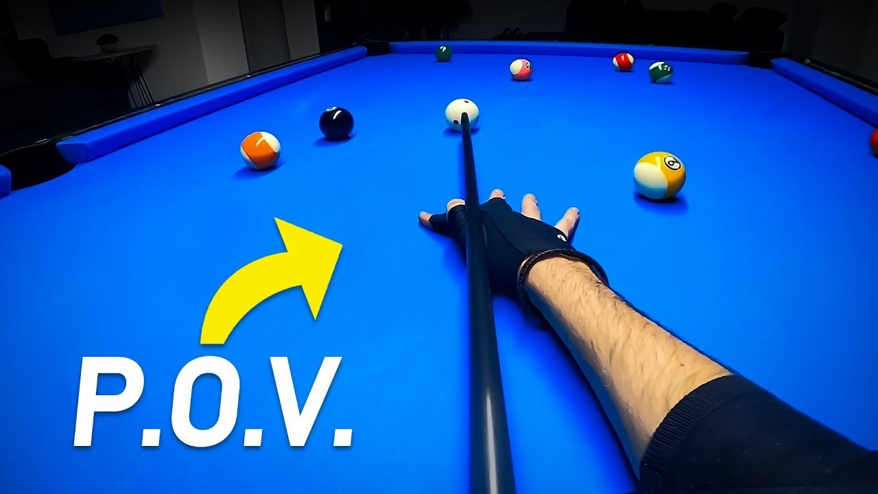 A Pool Players Perspective   8 Ball